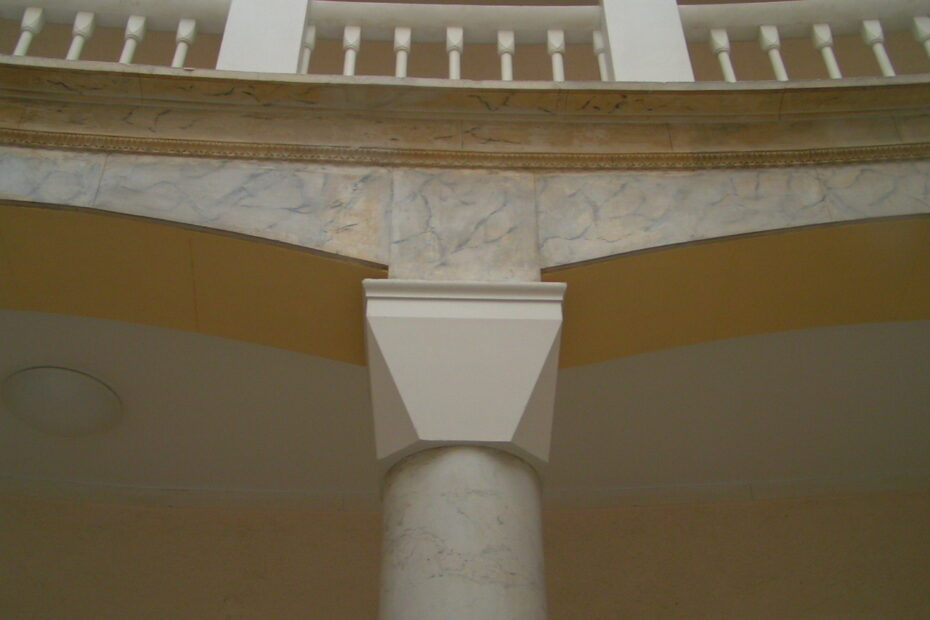 kolumna budynku wielicka 62 warszawa