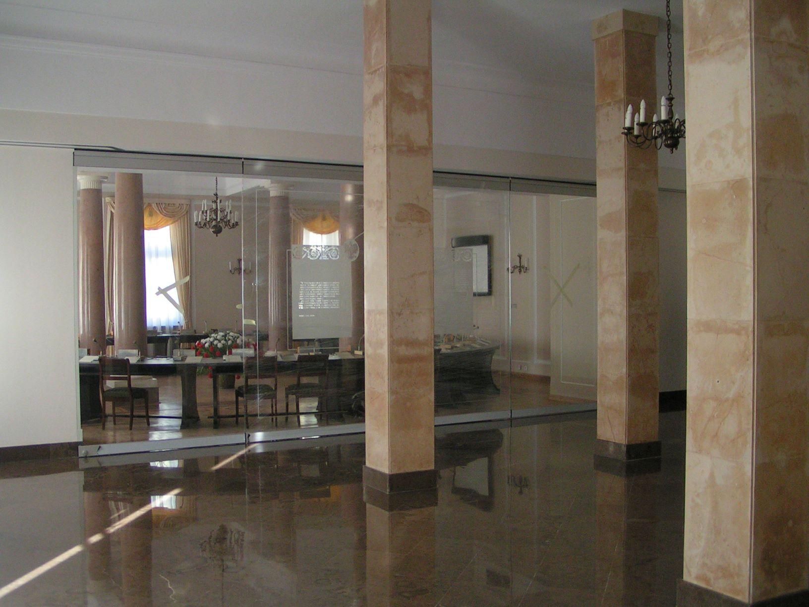 Pałac Prezydencki Sala Okrągłego Stołu